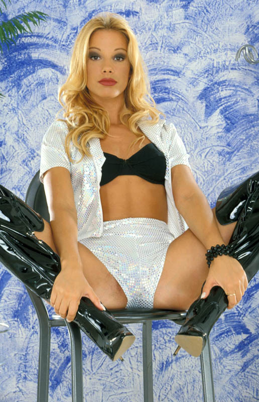 Belle blonde salope