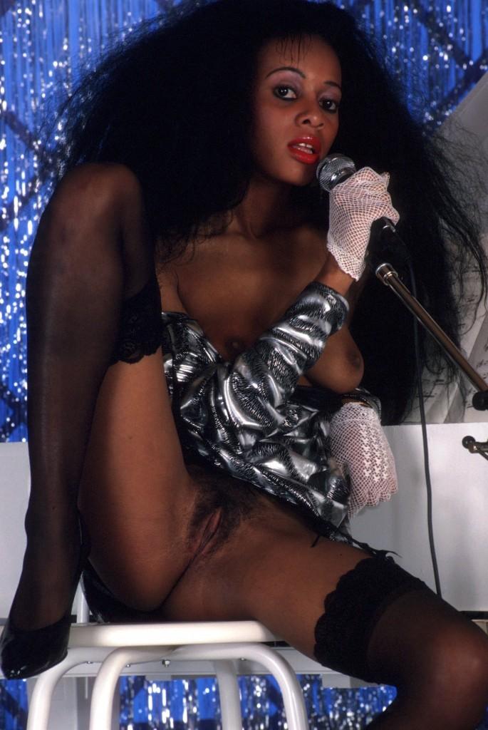 Belle chatte de salope black