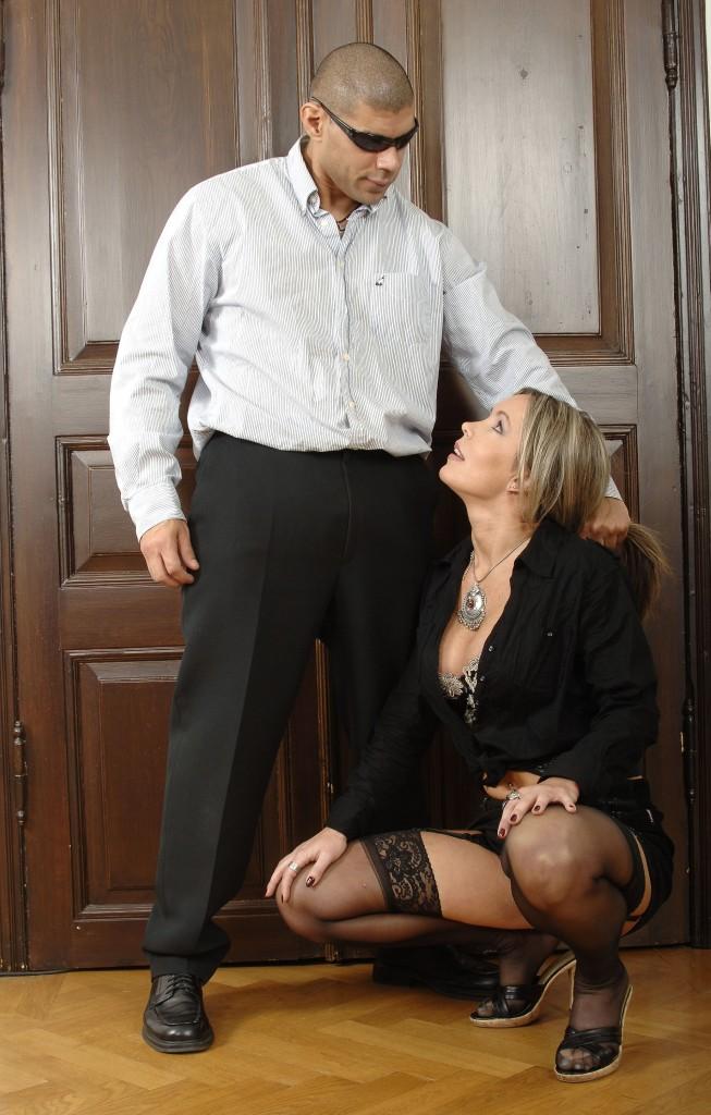femme soumise, femme objet