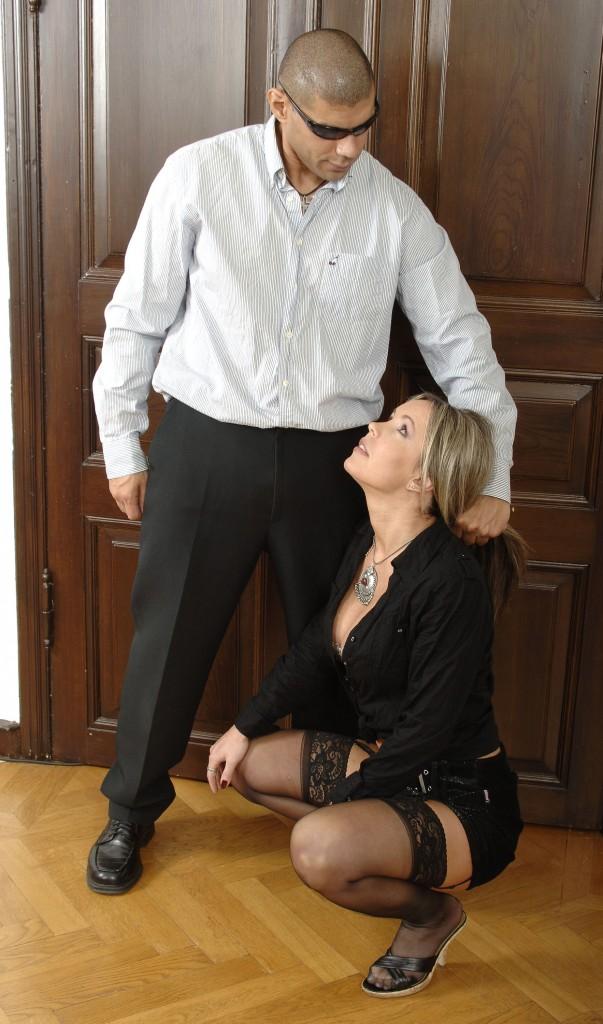 femme soumise et son maitre