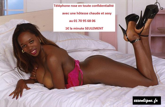 Téléphone rose en toute confidentialité au 01 70 95 68 06 1€ la minute seulement