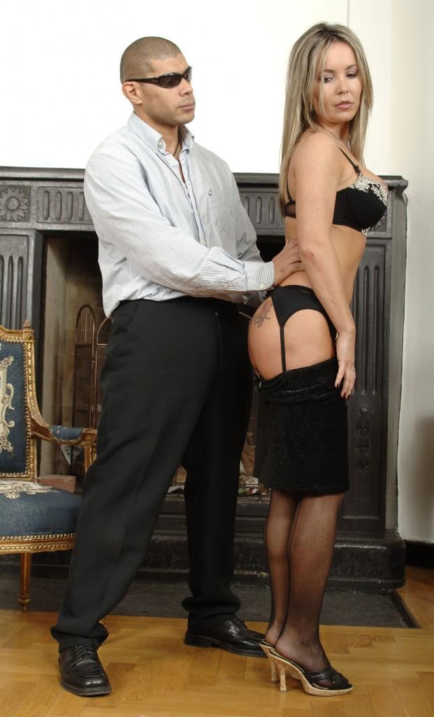 femme soumise et son maître