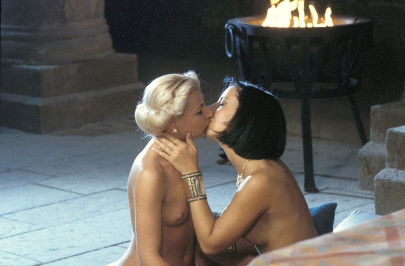 Grosse pelle de lesbiennes entre elles
