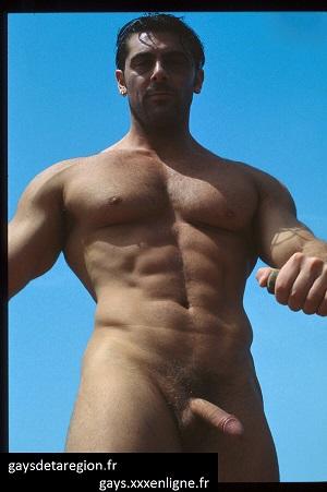 Magnifique photo de nu de David le gay Corse