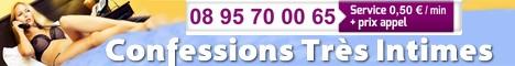 Confessions intimes de salopes chaudes au 08 95 70 00 65