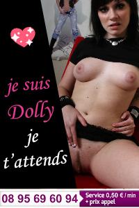 Dolly Love au téléphone rose gratuit sur xxxenligne.fr au 08 95 69 60 94